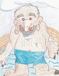 Billy Goat Gruffs troll